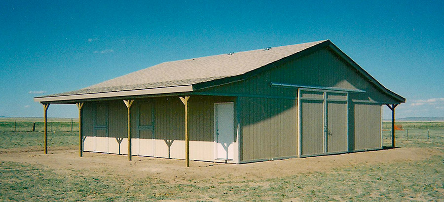 How To Build Lean To Pole Barn | Joy Studio Design Gallery - Best ...